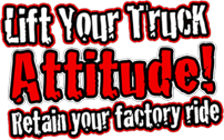 Lift your truck with attitude! Advanced suspension solutions for trucks