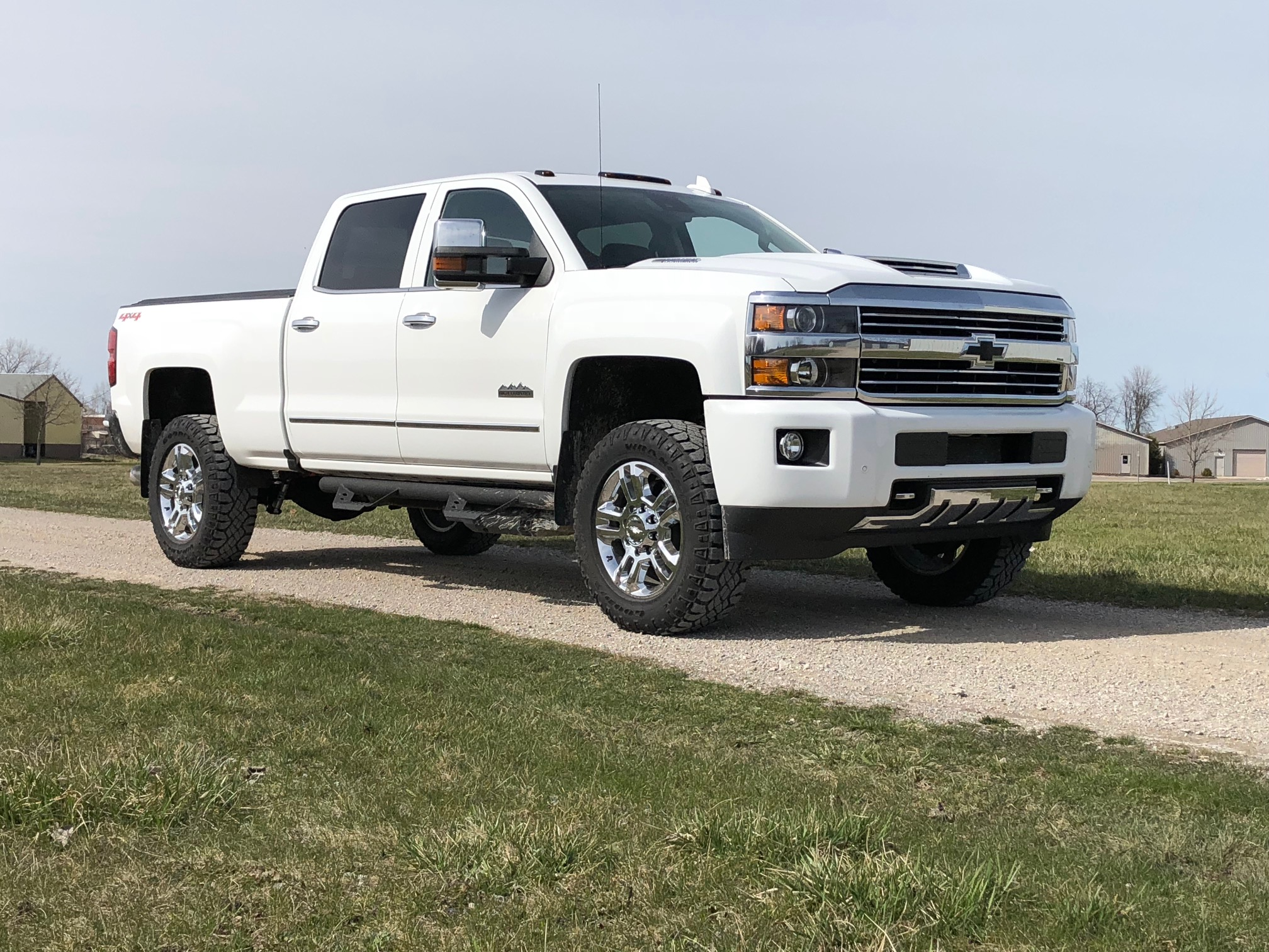 2011 2019 Gm Hd Stage2 3 Leveling Kit Smx Gm Hd Stage2 Suspensionmaxx